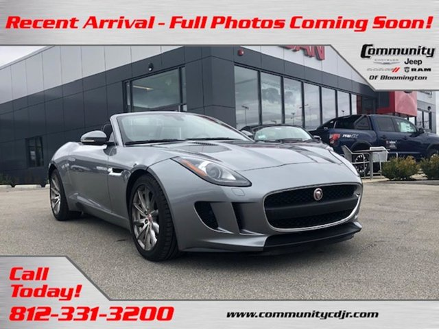 Used 2015 Jaguar F-TYPE in Bloomington, IN