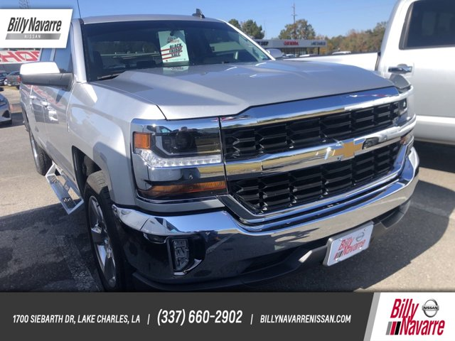 Used 2018 Chevrolet Silverado 1500 in Lake Charles, LA