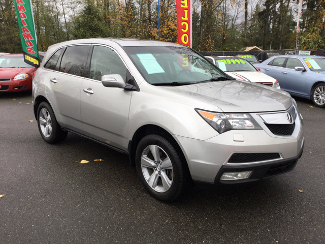 Used 2010 Acura MDX AWD 4dr Technology Pkg