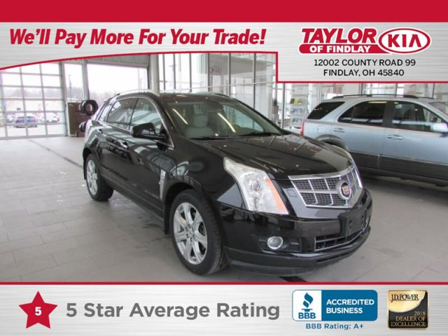 2011 Cadillac SRX Performance Collection 119034 miles VIN 3GYFNEEY6BS527537