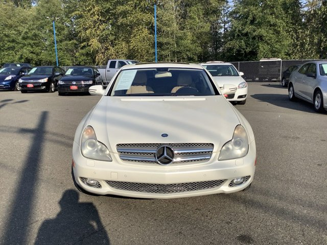Used 2009 Mercedes-Benz CLS-Class 4dr Sdn 5.5L