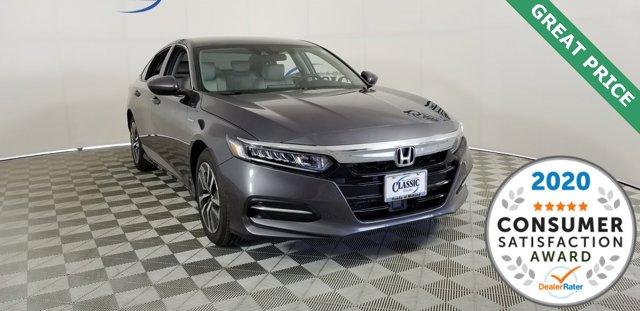 New 2020 Honda Accord Hybrid in Midland, TX
