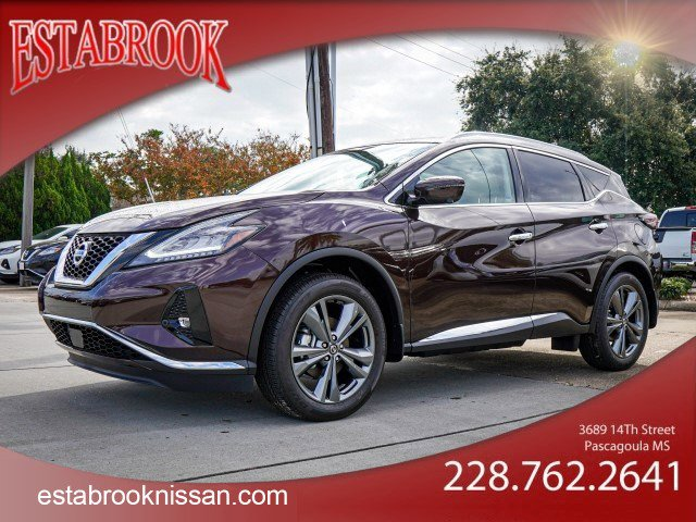 New 2020 Nissan Murano in Pascagoula, MS