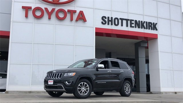 Used 2015 Jeep Grand Cherokee in Quincy, IL
