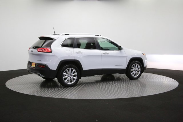 2017 Jeep Cherokee for sale 124861 38