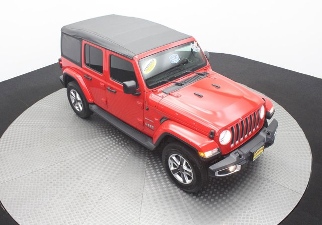 2019 Jeep Wrangler Unlimited for sale 123385 2
