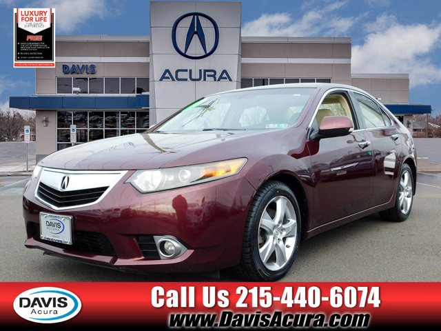 Used 2012 Acura TSX in Langhorne, PA