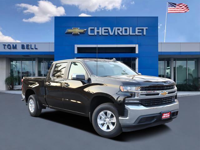 2020 Chevrolet Silverado 1500 LT 2WD Crew Cab 157″ LT Gas V8 5.3L/325 [9]