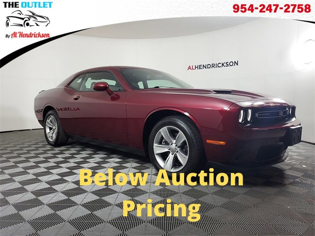 Used 2019 Dodge Challenger in Coconut Creek, FL