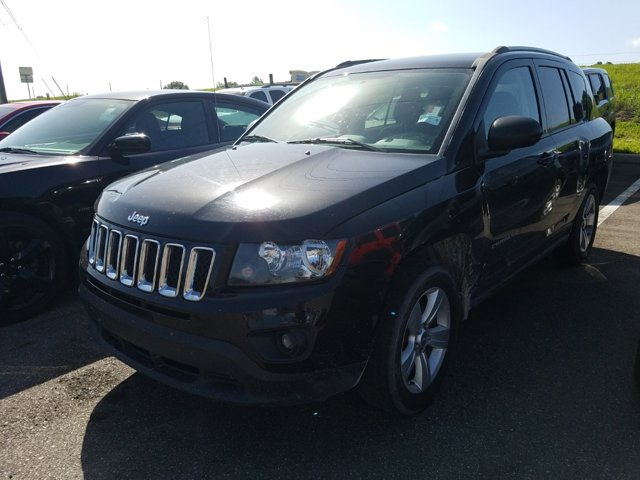 Used 2016 Jeep Compass in Fort Worth, TX