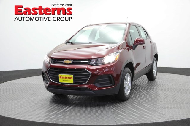 2017 Chevrolet Trax LS Sport Utility