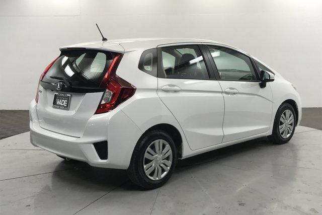 Used 2017 Honda Fit LX