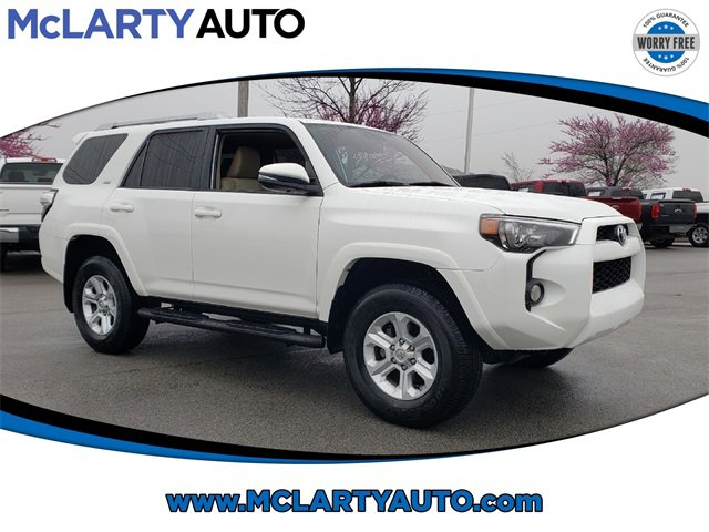 Used 2016 Toyota 4Runner in North Little Rock, AR