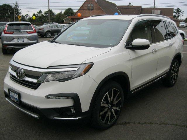 New 2020 Honda Pilot in Newport, OR