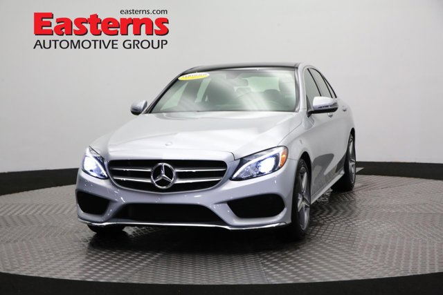 2016 Mercedes-Benz C-Class for sale 124011 0