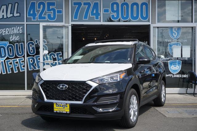 New 2021 Hyundai Tucson in Lynnwood Seattle Kirkland Everett, WA