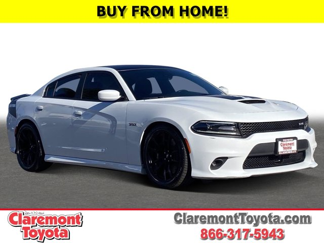 2018 Dodge Charger R/T 392 Daytona 392 RWD Premium Unleaded V-8 6.4 L/392 [0]