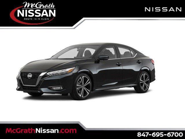 2020 Nissan Sentra SR SR CVT Regular Unleaded I-4 2.0 L/122 [13]
