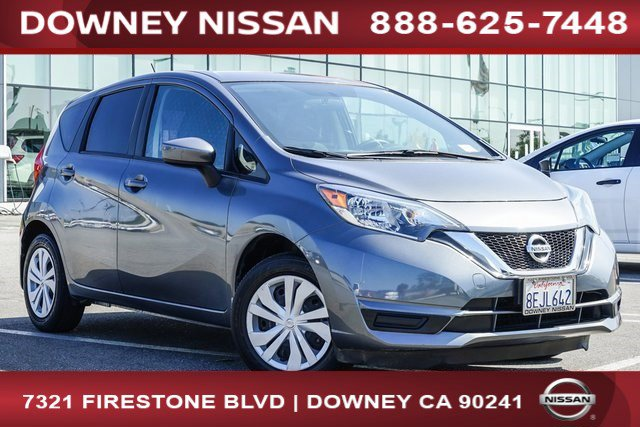 2018 Nissan Versa Note SV SV CVT Regular Unleaded I-4 1.6 L/98 [0]