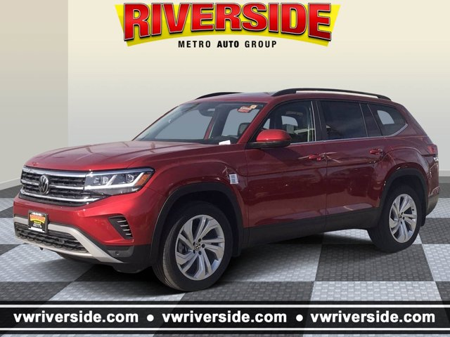 2021 Volkswagen Atlas 2.0T SE w/Technology 2.0T SE w/Technology 4MOTION *Ltd Avail* Intercooled Turbo Premium Unleaded I-4 2.0 L/121 [12]