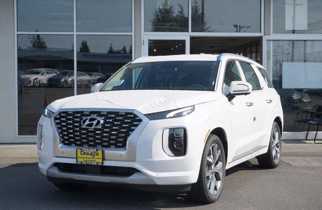 New 2021 Hyundai Palisade in Edmonds Lynnwood Seattle Kirkland Everett, WA