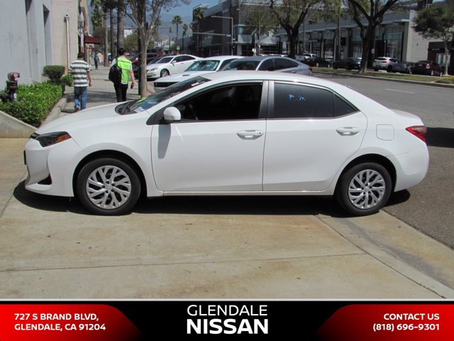 2018 Toyota Corolla LE LE CVT Regular Unleaded I-4 1.8 L/110 [0]