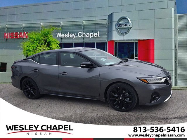 New 2020 Nissan Maxima in Wesley Chapel, FL