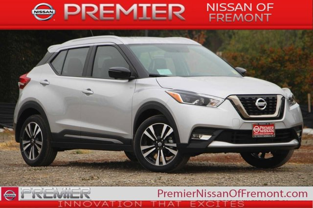 New 2019 Nissan Kicks in FREMONT, CA
