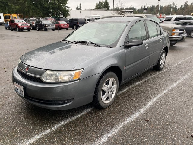 2004 Saturn Ion ION 2 4dr Sdn Manual