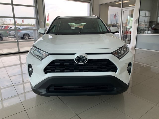 New 2020 Toyota RAV4 in Henderson, NC