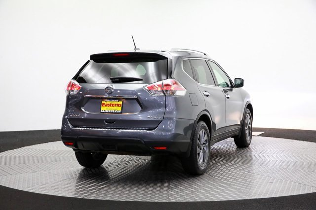 2016 Nissan Rogue for sale 121371 4