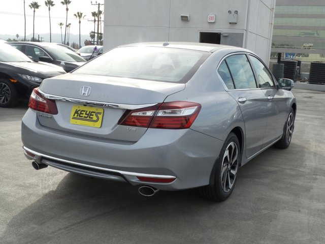New 2017 Honda Accord Sedan EX-L V6 Auto