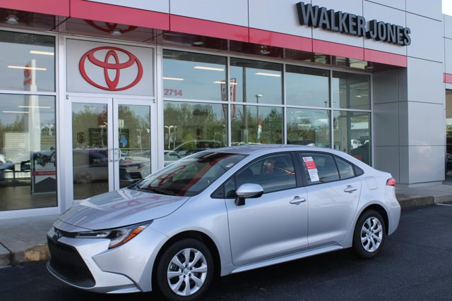 New 2020 Toyota Corolla in Waycross, GA