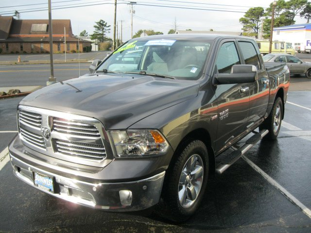 Used 2016 Ram 1500 in Newport, OR