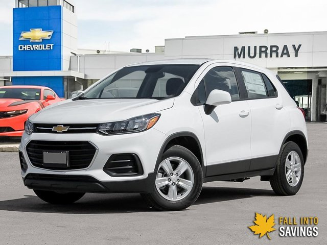 2021 Chevrolet Trax LS AWD 4dr LS Turbocharged Gas 4-Cyl 1.4L/ [8]