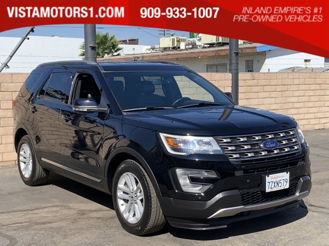 2017 Ford Explorer XLT Cold Weather Sport Appearance Pkg 4D Sport Utility V6 3.5L
