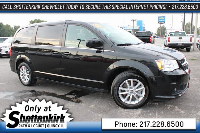 Used 2018 Dodge Grand Caravan in Quincy, IL