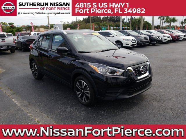 Used 2019 Nissan Kicks in Fort Pierce, FL