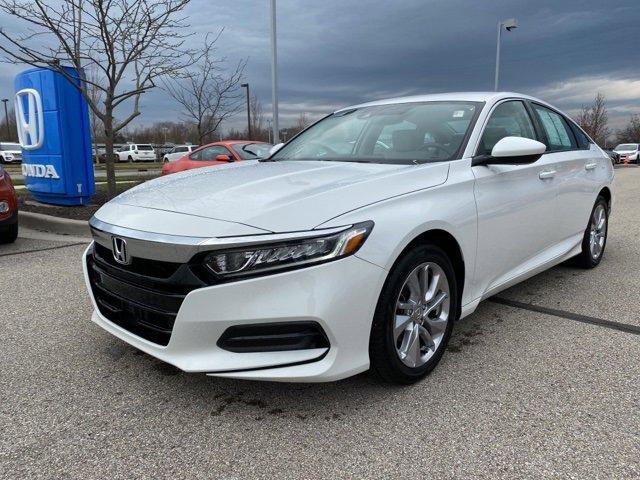 Used 2018 Honda Accord Sedan in Fishers, IN