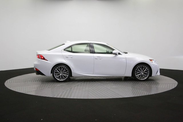 2014 Lexus IS 250 for sale 125127 42