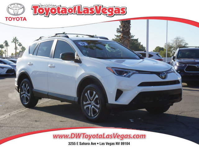 2018 Toyota RAV4 LE LE FWD Regular Unleaded I-4 2.5 L/152 [2]