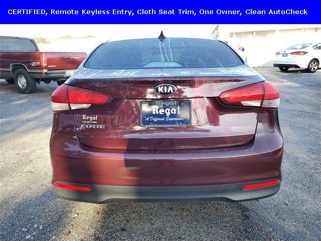 Used 2017 KIA Forte in Lakeland, FL