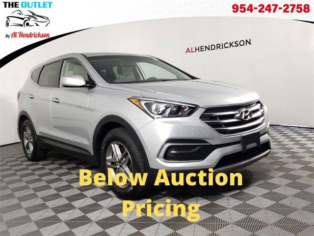 Used 2018 Hyundai Santa Fe Sport in Coconut Creek, FL