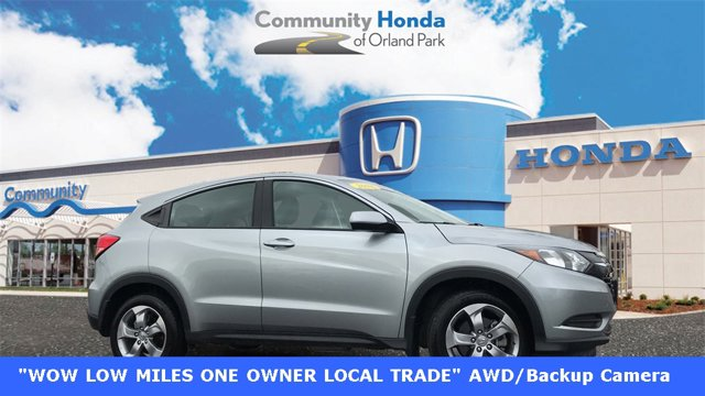 Used 2018 Honda HR-V in Orland Park, IL