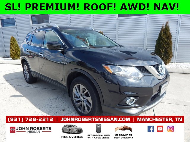 Used 2016 Nissan Rogue in Manchester, TN