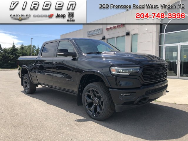 2020 Ram 1500 Limited Limited 4x4 Crew Cab 6'4″ Box Gas/Electric V-8 5.7 L/345 [0]