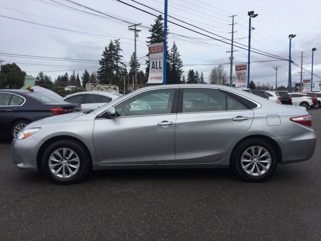 Used 2015 Toyota Camry 4dr Sdn I4 Auto LE
