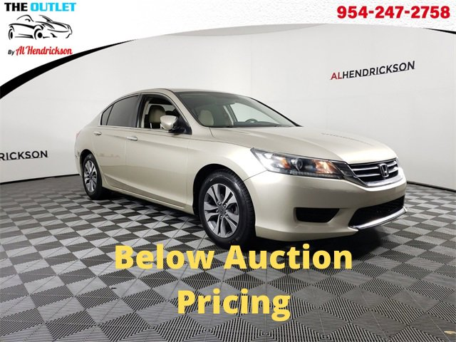 Used 2013 Honda Accord Sedan in Coconut Creek, FL
