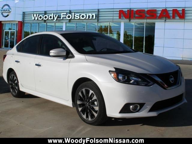 New 2017 Nissan Sentra in Vidalia, GA