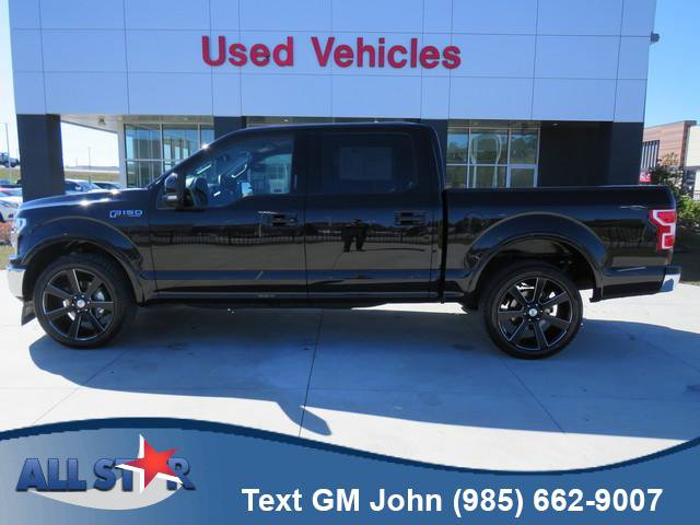 Used 2019 Ford F-150 in Denham Springs , LA